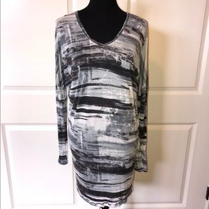 CAbi Tops - Paint Brush Tunic Top